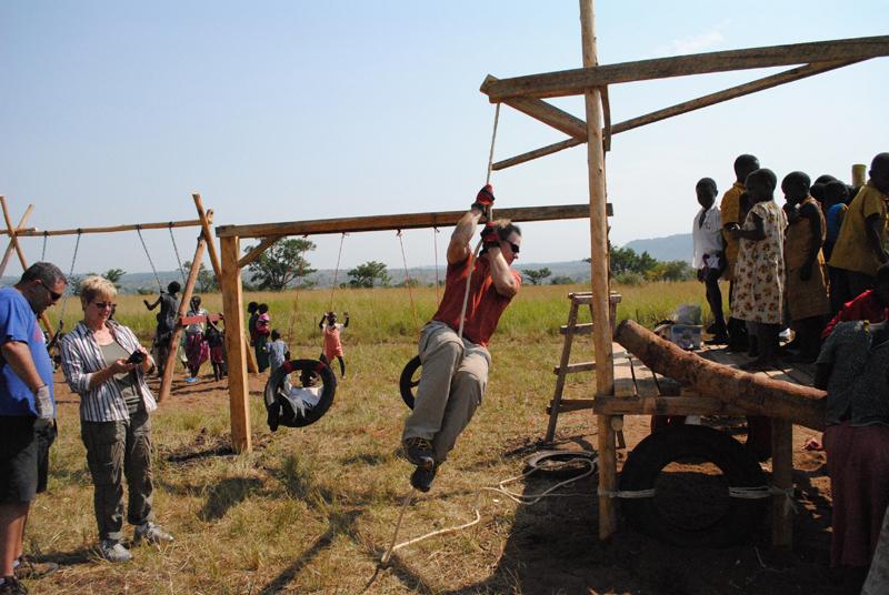 Kitenga Primary School Playground – Kitenga, Tanzania by TBG Partners - Image via tbg-inc.com