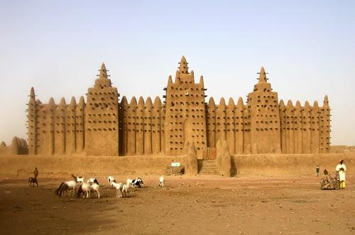 Djenné Mosque, Mali