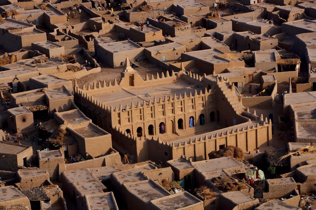 Friday Mosque. Mopti, Mali.