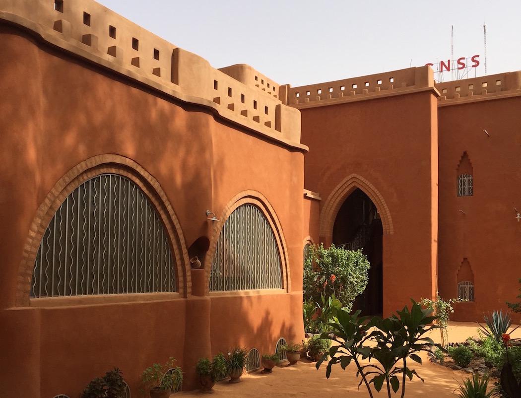 Djoliba Lodge. Quartier Terminus,Niamey, Niger