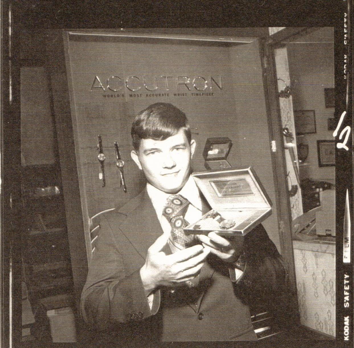 Dan Rodda In 1972