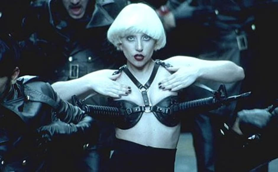 "Mistress Leigh chose ""Alejandro as the ""kinkiest music video of the 2000s"", hear if she won, top position..."