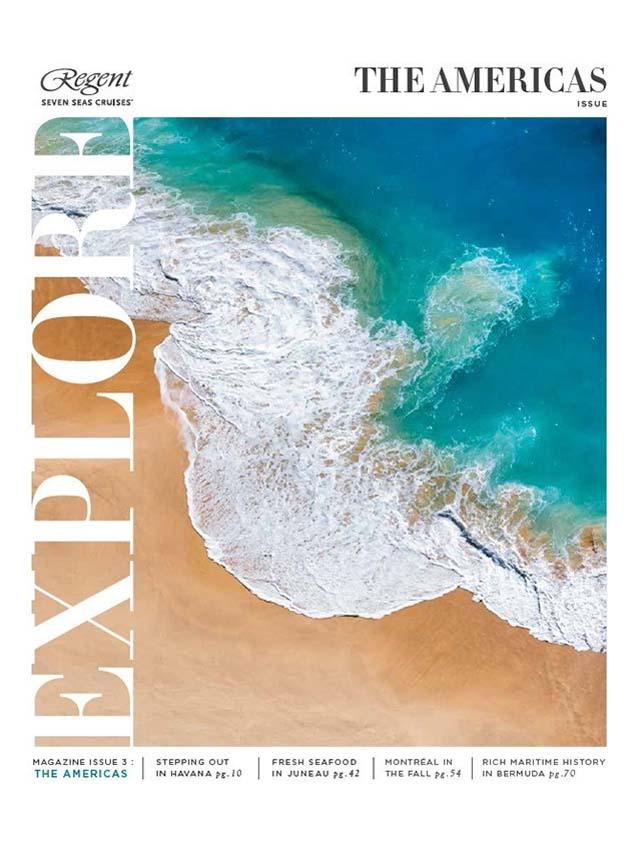 Explore Magazine: The Americas Issue