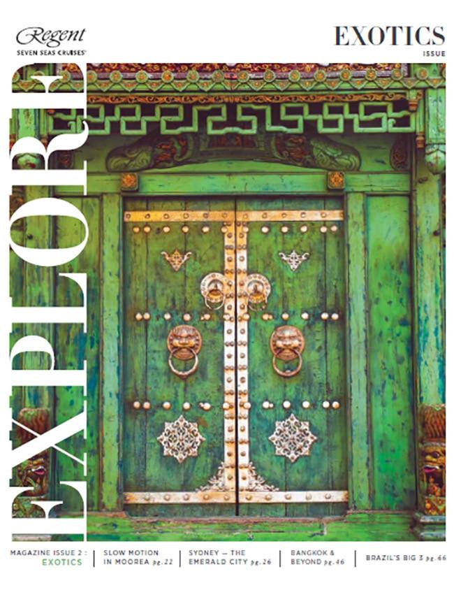 Explore Magazine: The Exotics Issue