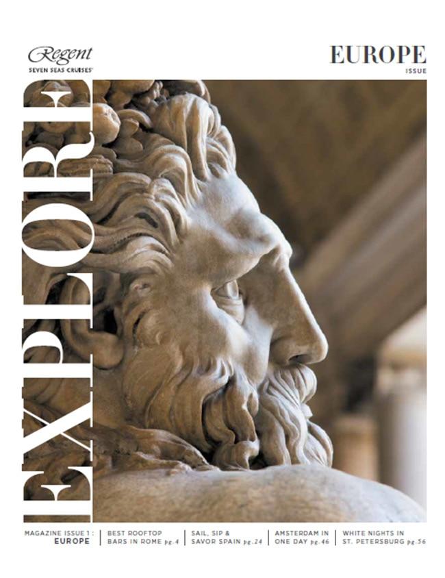 Explore Magazine: Europe Issue