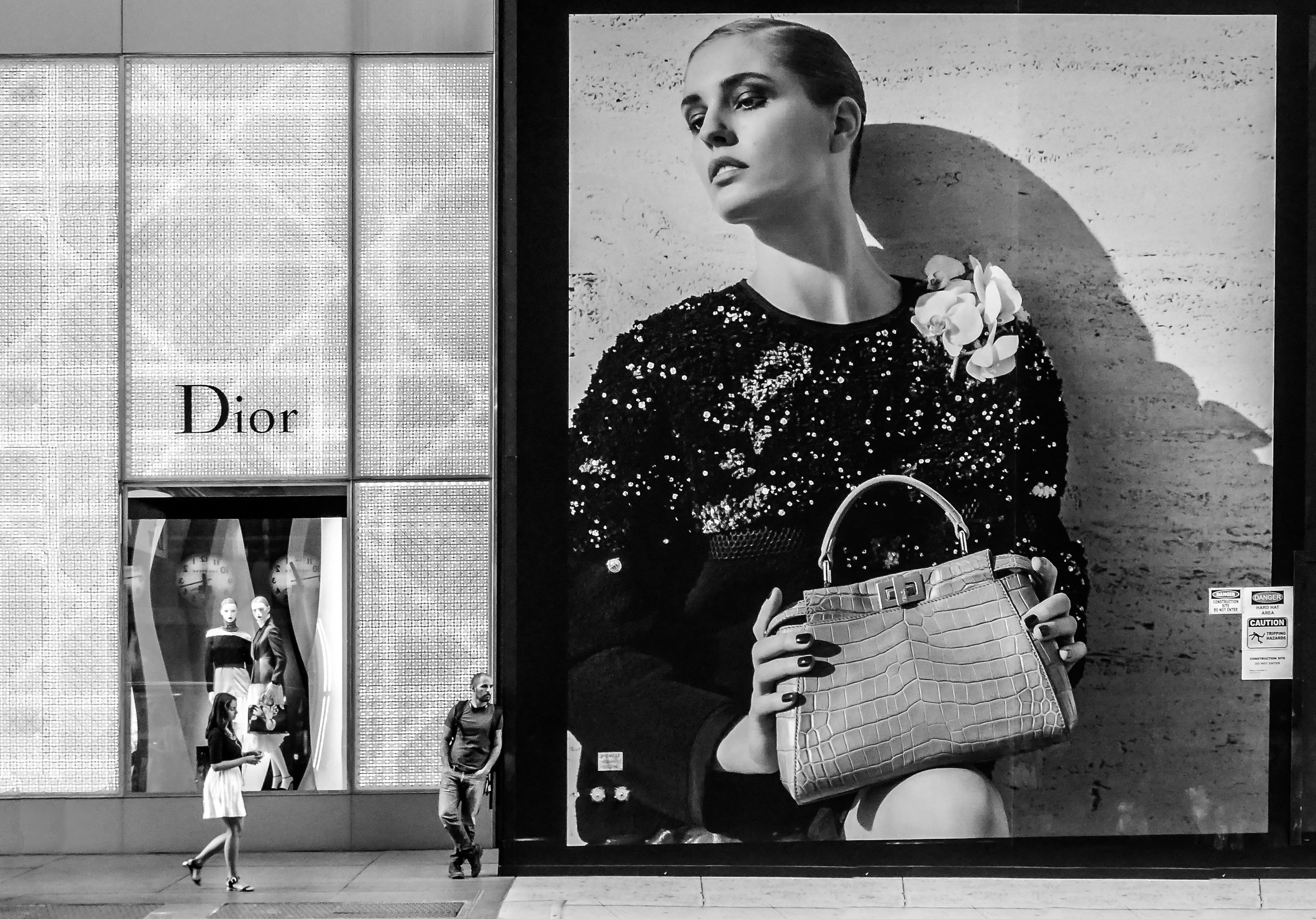 Girl, Boy, Dior
