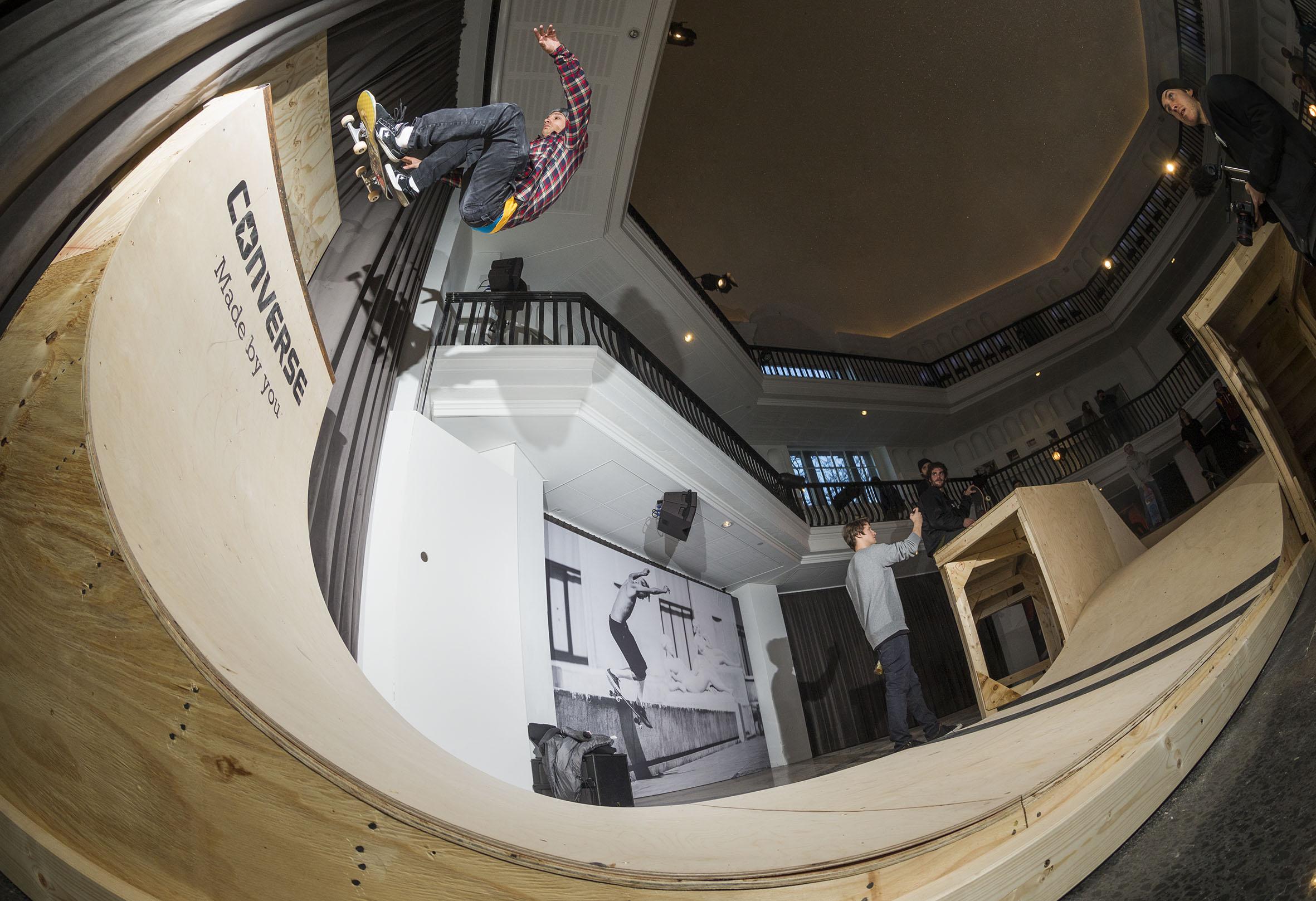 Tom Remillard | Frontside Air