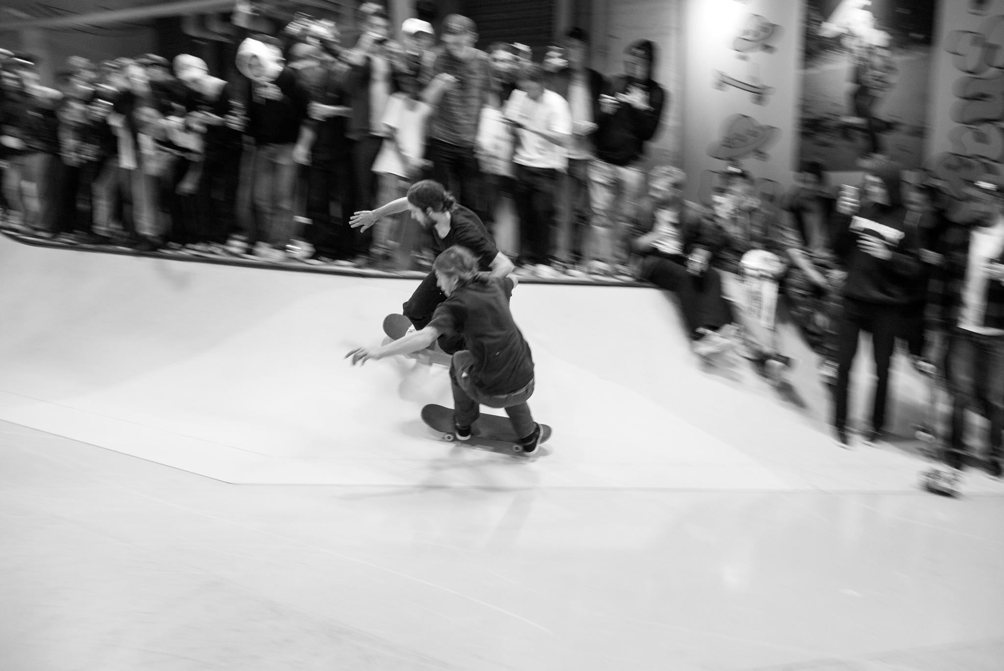 Alex Olson & Kevin Baekel Death Race