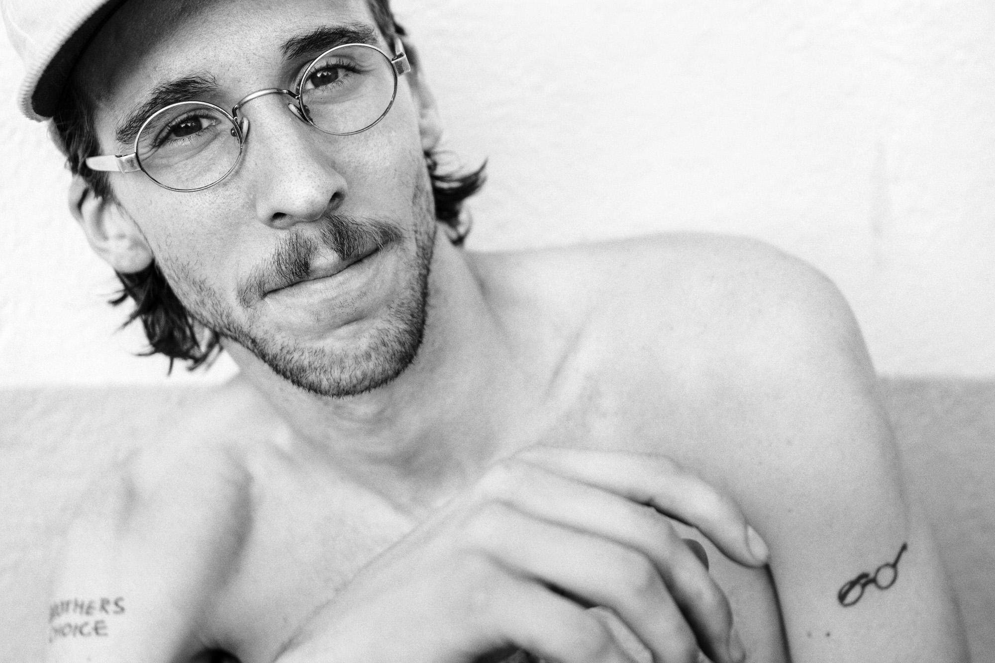 Dani Quintero Portrait