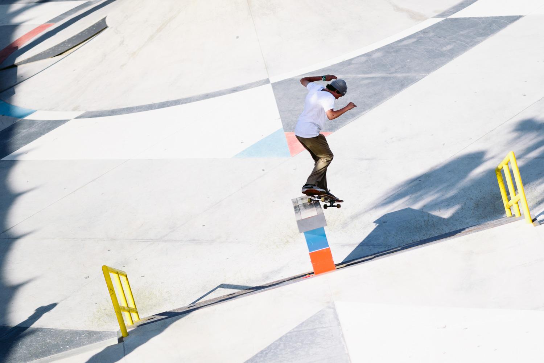 Jonas Carlsson  → BS Smith Grind  Photo by Maksim Kalanep