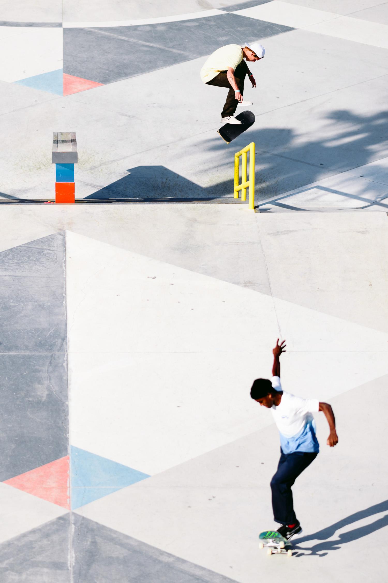 Justin Sommer Flip FS Boardslide