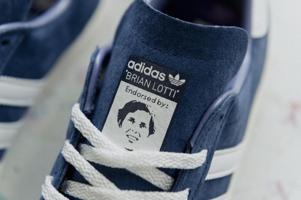 Brian Lotti adidas Campus 80's