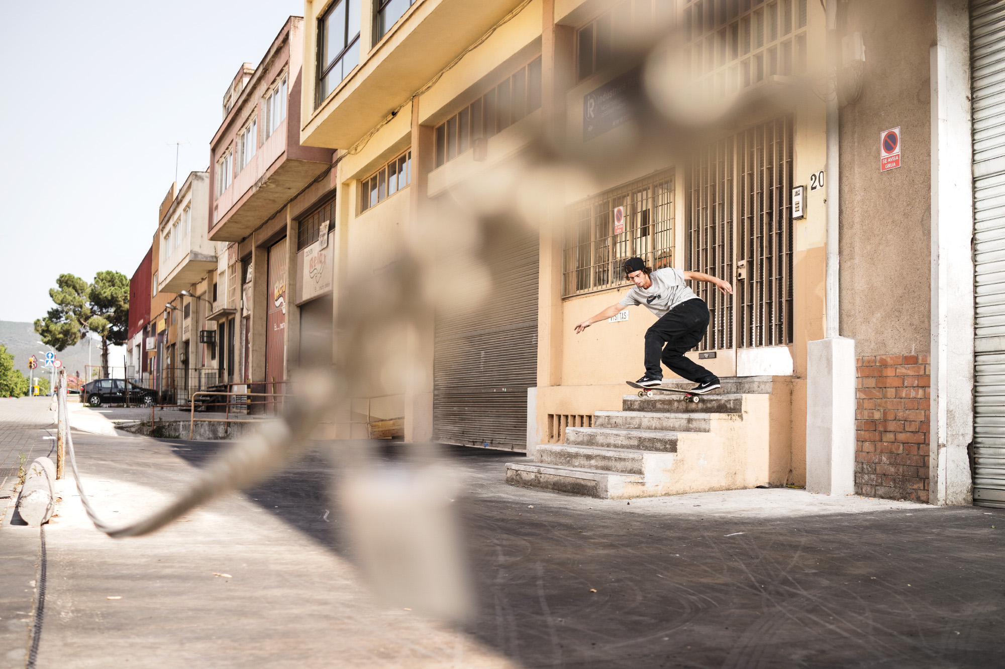 Fran Molina → BS Tailslide   Photo by Roger Ferrero
