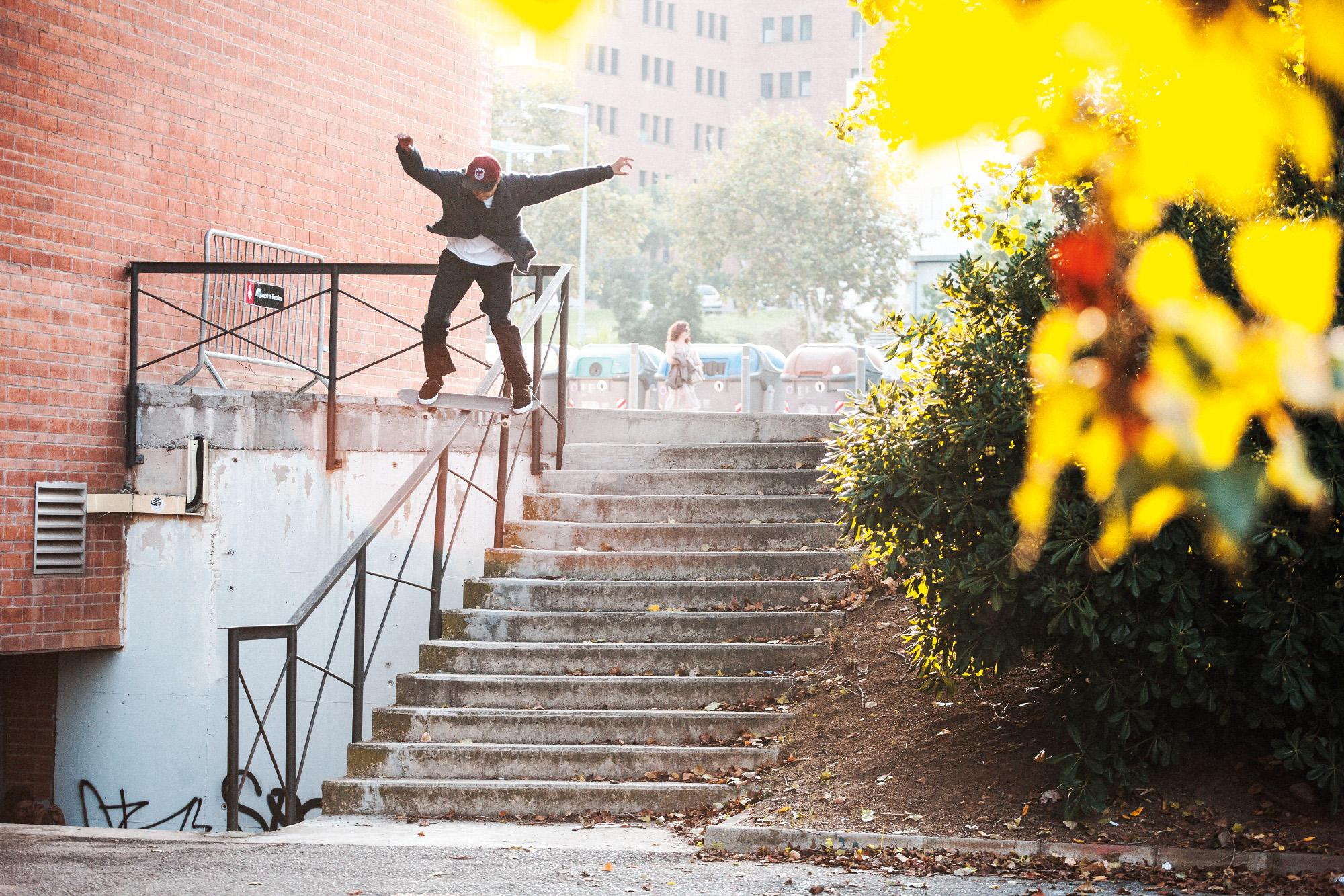 Stevie Perez_boardslide_BE Skate Mag_Skate Pic.jpg