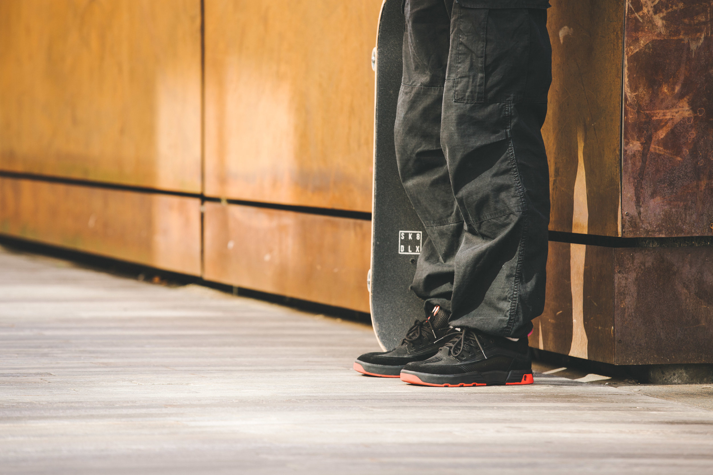 DC Shoes x Skatedeluxe | This is our joined Collection Legacy