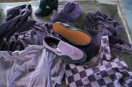 Lizzie Armanto Launches New Vans Skate Footwear and Apparel Collection