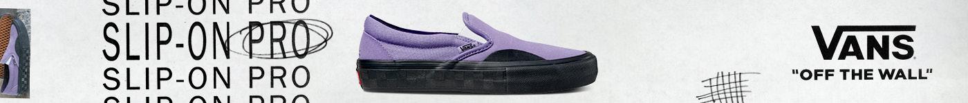 Vans Lizzie Armanto Pro Slip On Skate Shoes