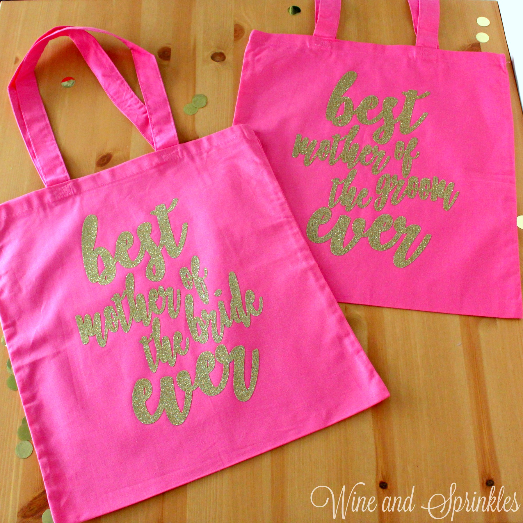 staged 4 with text.jpgDIY HTV Iron On Best Bridesmaid Ever Getting Ready Wedding Tote Bags #svgfiles #totebags #bridesmaidgifts