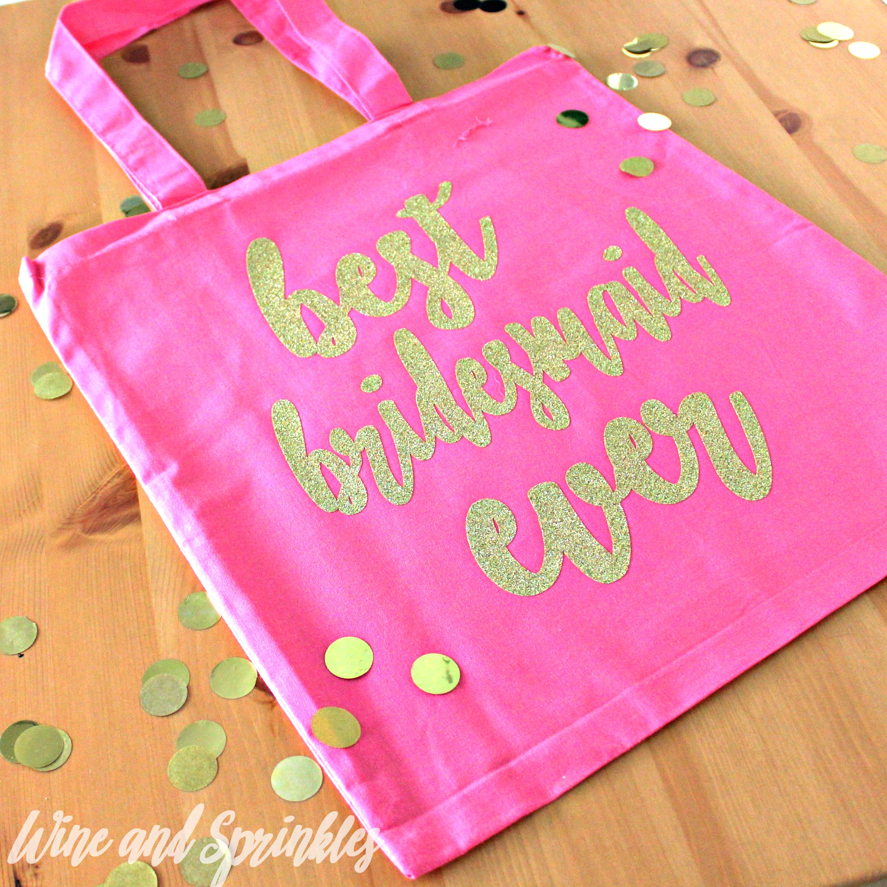 instagram 1 - with text.jpgDIY HTV Iron On Best Bridesmaid Ever Getting Ready Wedding Tote Bags #svgfiles #totebags #bridesmaidgifts