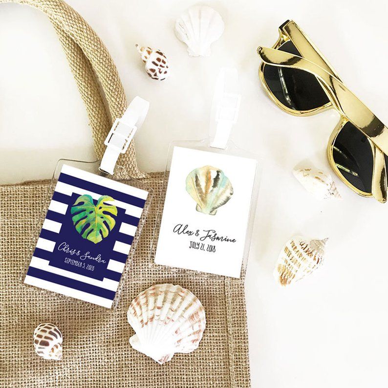 Destination Wedding Favors Under $2.50 #beachwedding #destinationwedding #budgetwedding