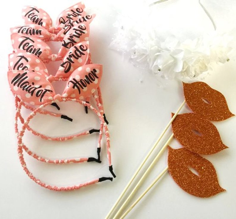 Bachelorette Party Accessories and Details Under $15 #bachelorette #henparty #budgetwedding