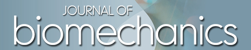 Journal of Biomechanics logo