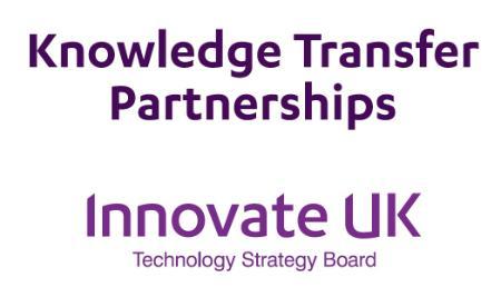 KTP Innovate UK logo