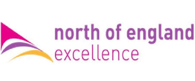 North of England Excellence logo