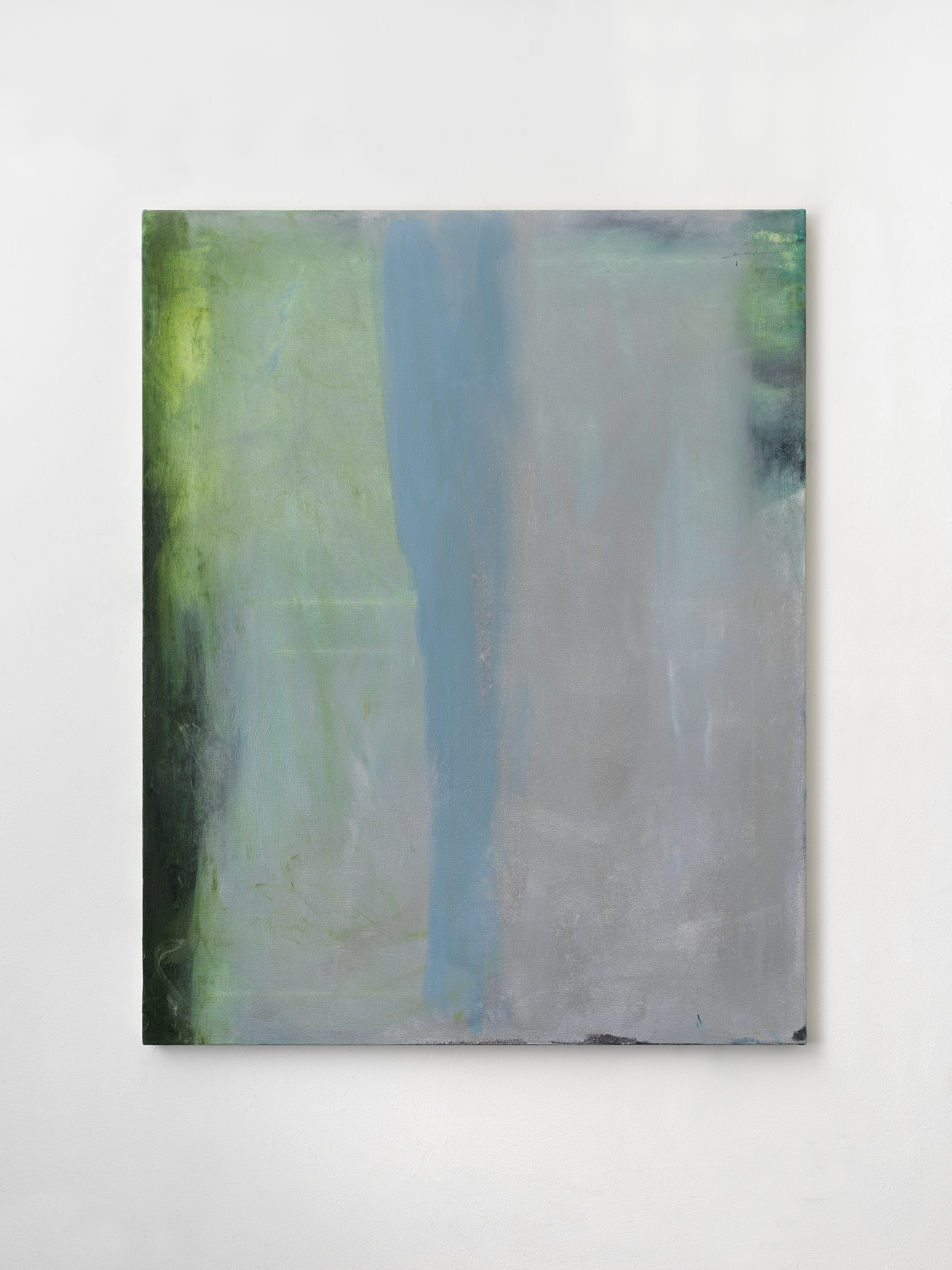 Untitled silver Painting # 4