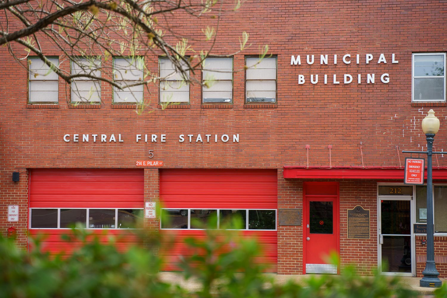 Historic Downtown Central Fire Station