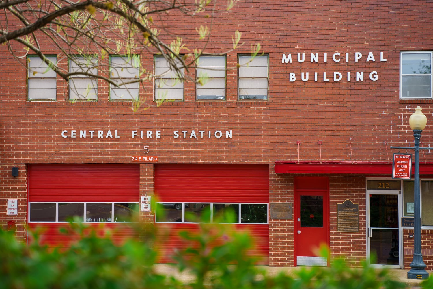 Central Fire