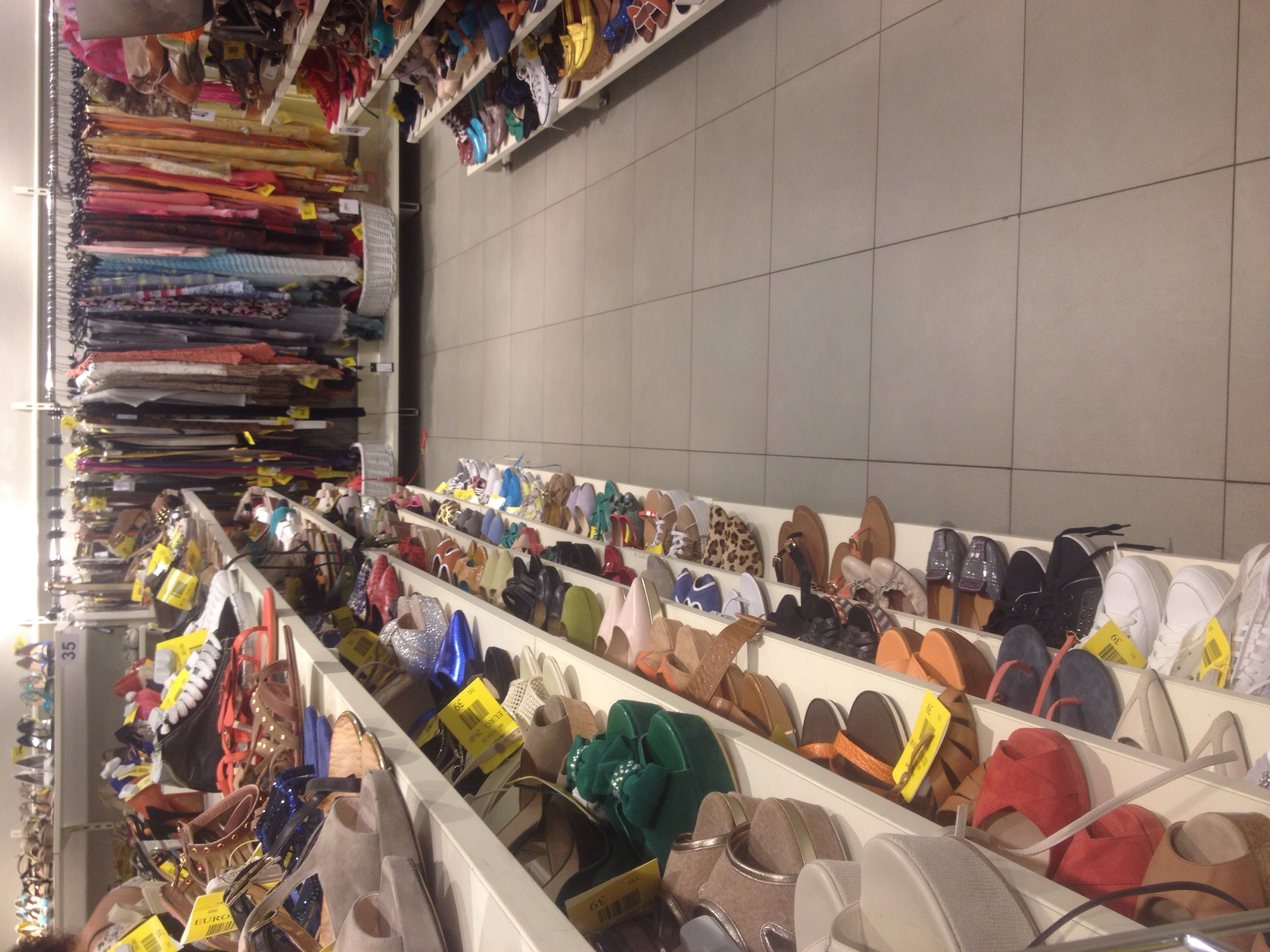 Shoes at Il Salvagente, Milan