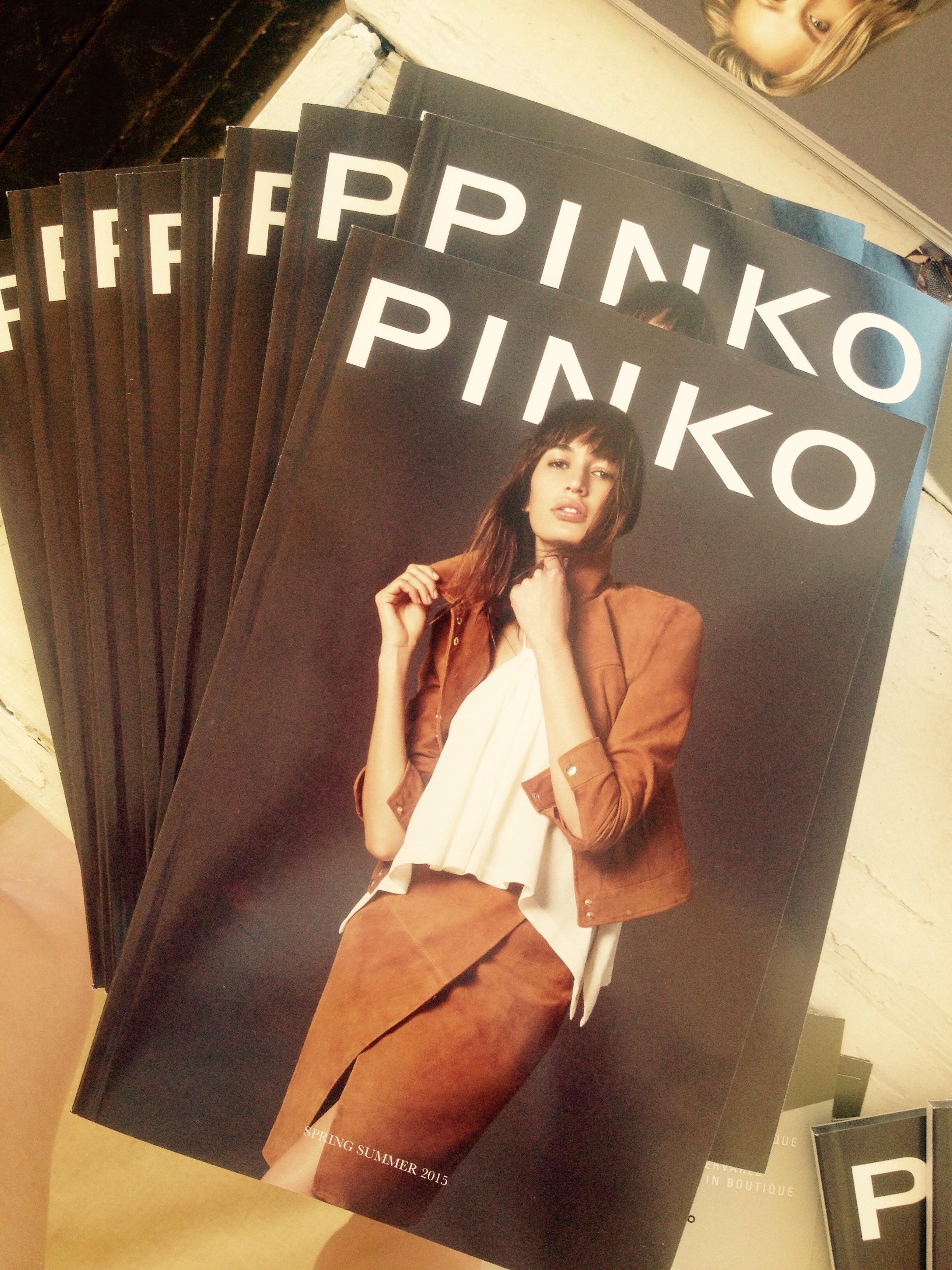 Pinko Lookbook