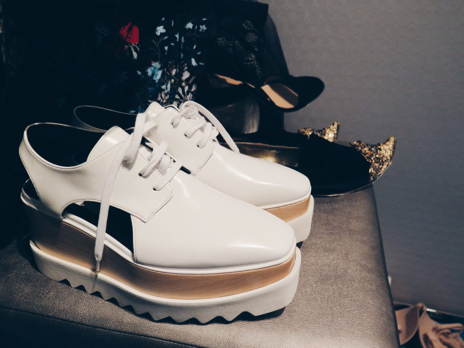Brown Thomas Spring Summer 2016 Stella McCartney Shoes