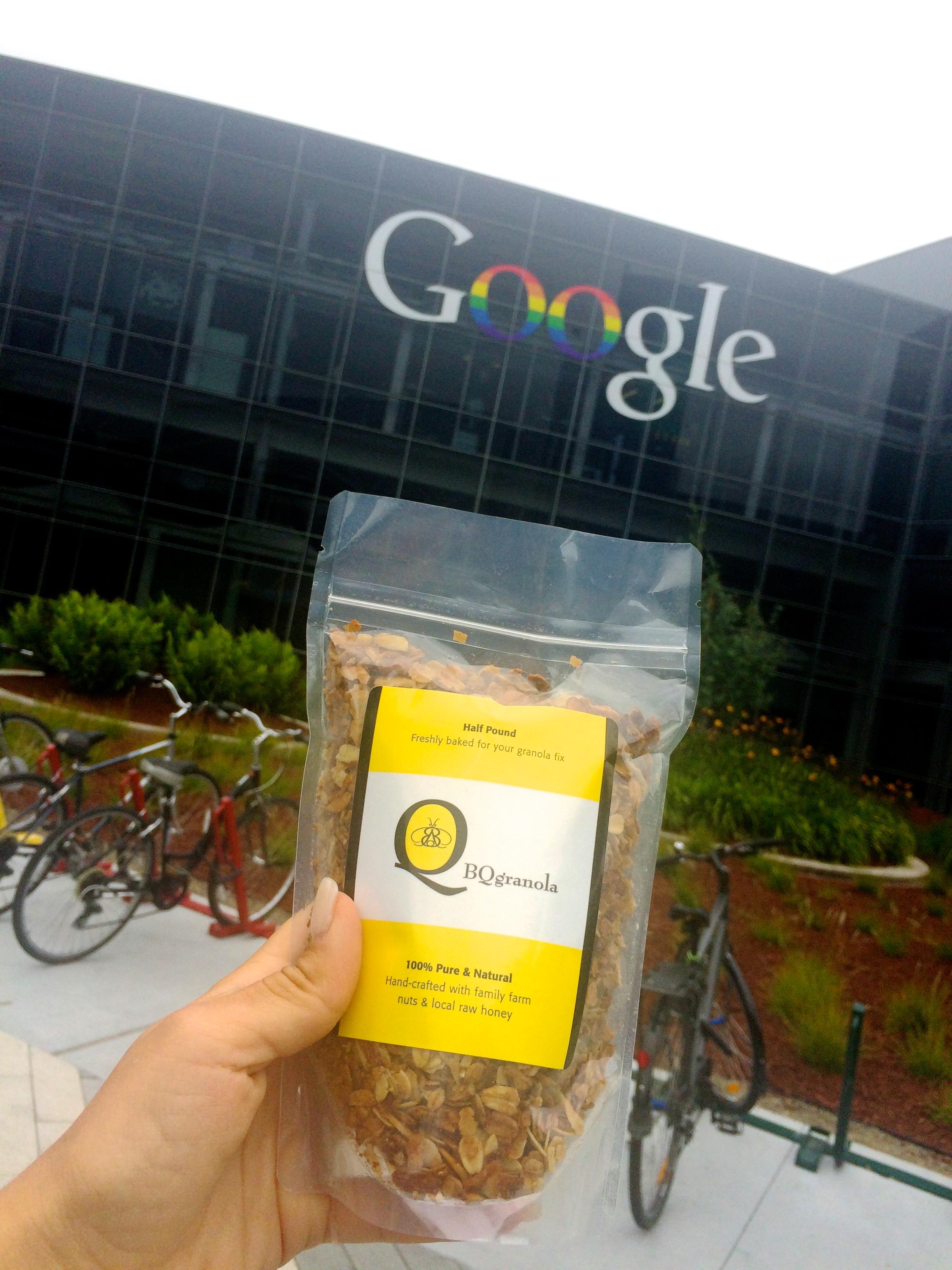 BQgranola made its way to Google