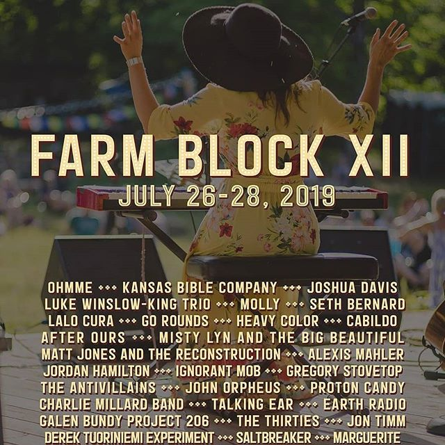See you soon @farmblock_ !
