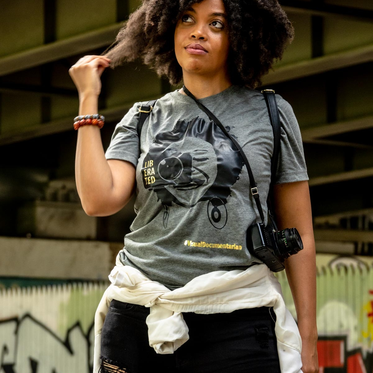 RB Creative Tee | Afrotography