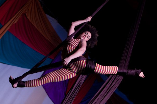 Performance at  Streb  in Brooklyn, NY