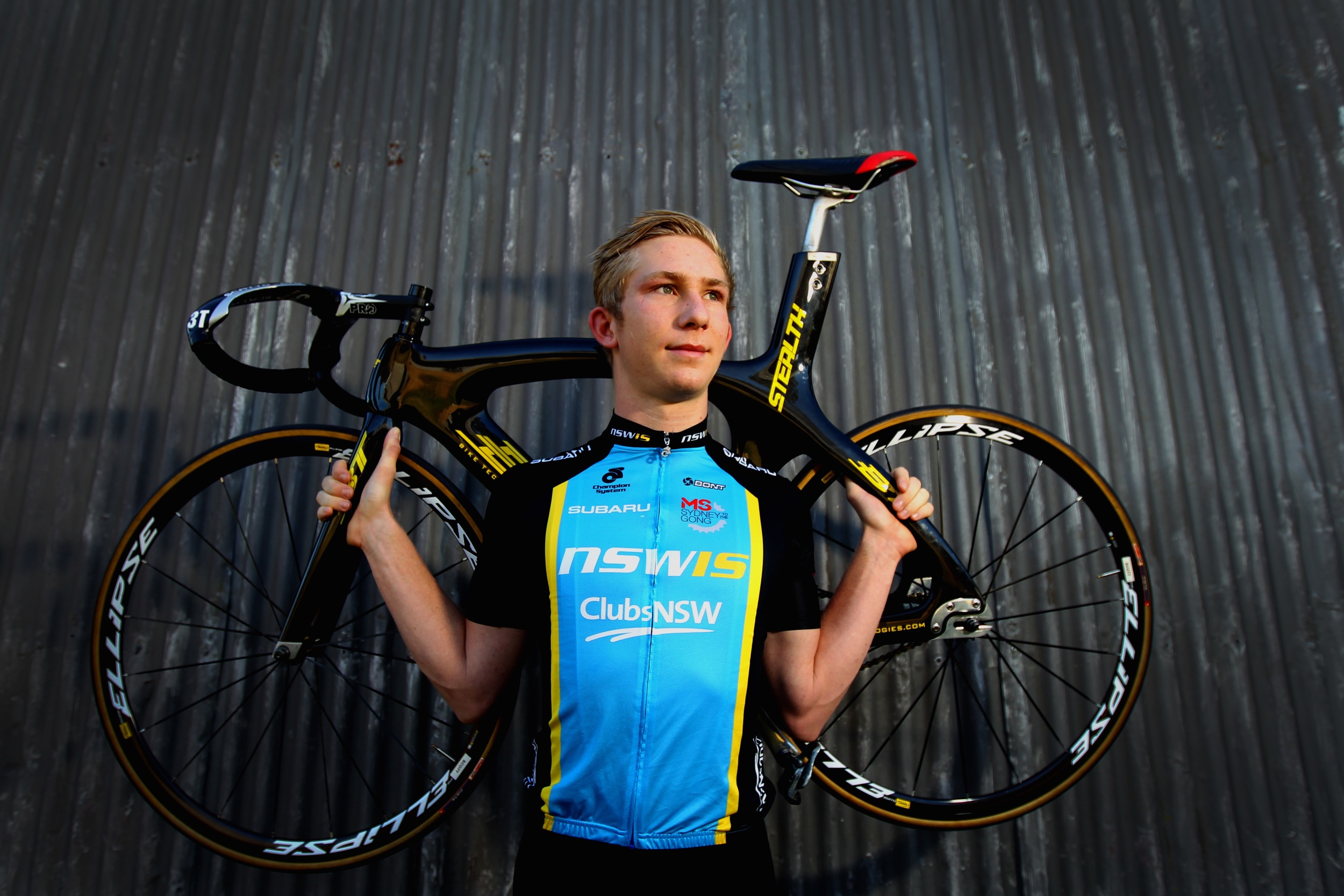 Cameron, a multiple Australian age-group champion in track cycling, has been selected in the national team and will represent Australia inKazakhstan.
