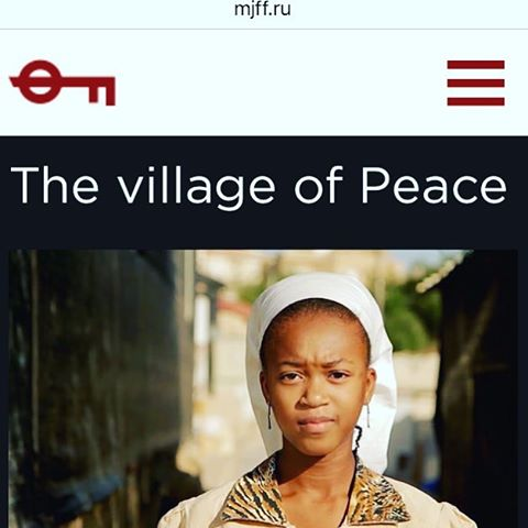 The Village of Peace will be playing on the big screen June 15th at the Moscow Jewish Film Festival! #mjff #moscowjewish #filmfestival #israel #jewishfilmfestival #russia #hebrew #hebrewisraelites
