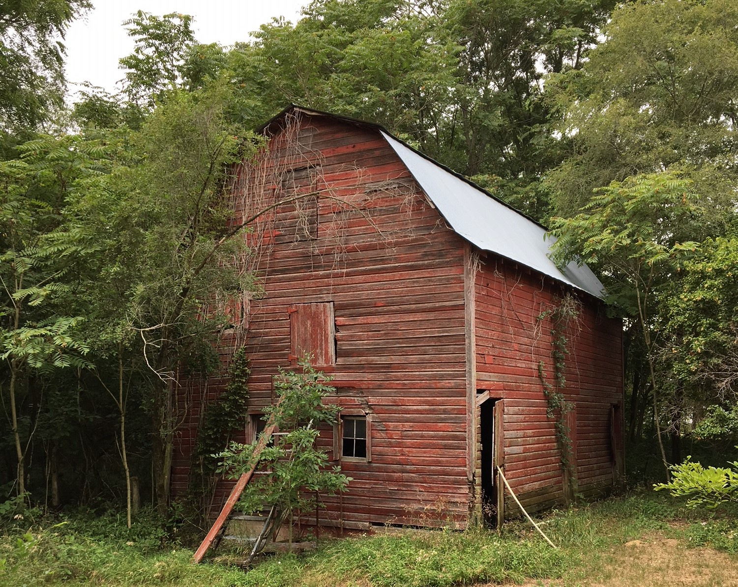 Grandpa's Barn  North Judson IN