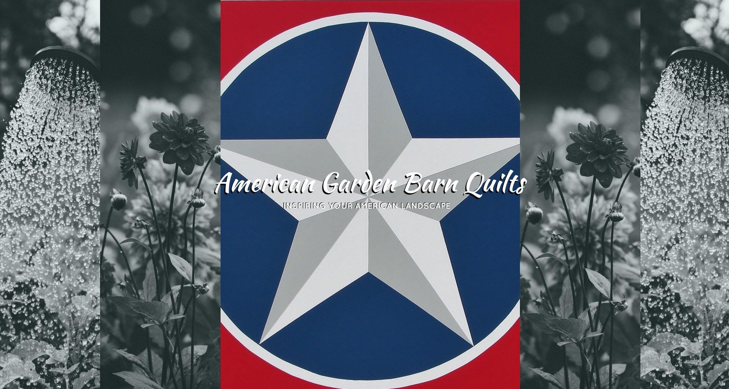 American Garden Barn Quilts SHOP