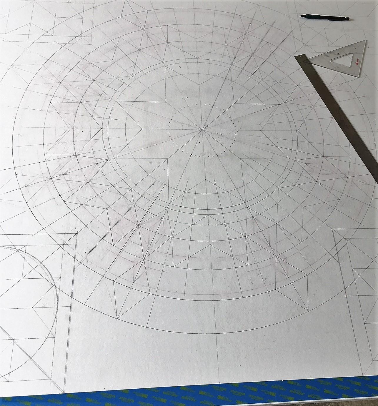 - Prairie Star Layout Drawing