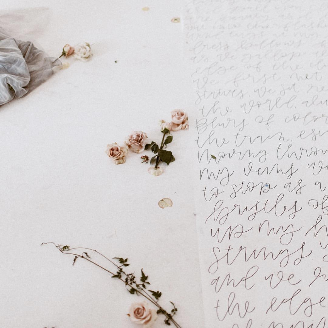 custom wedding calligraphy backdrop wedding decor