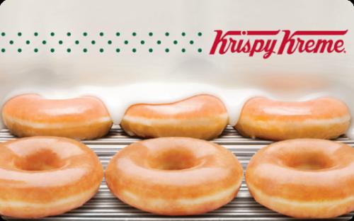 Crédit: Krispy Kreme