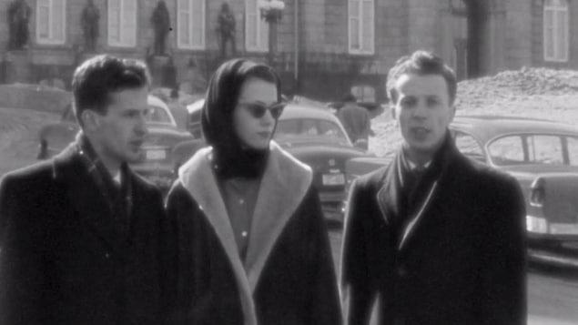 Première grève étudiante au Québec, 1958
