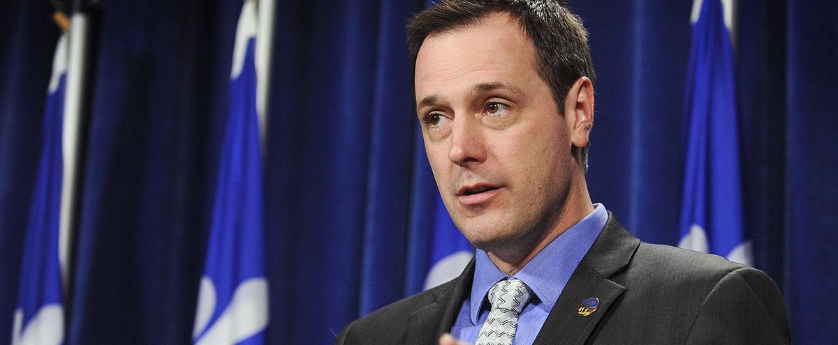 Beaucoup de pression pour Jean-François Roberge, ministre de l'Éducation