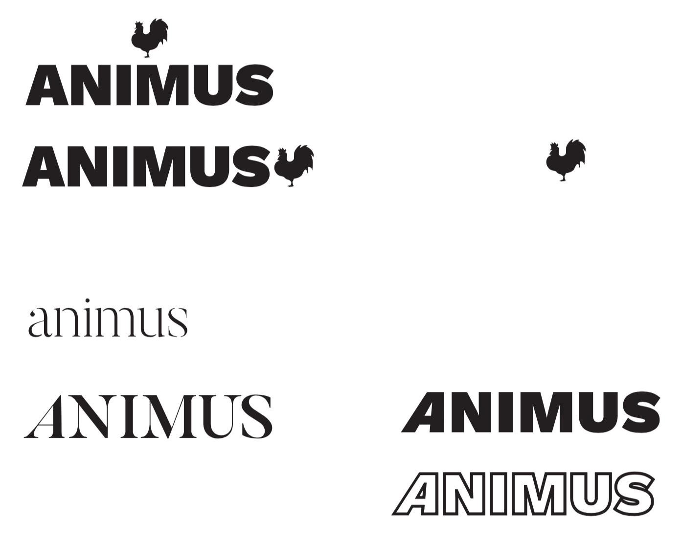 Logotype explorations