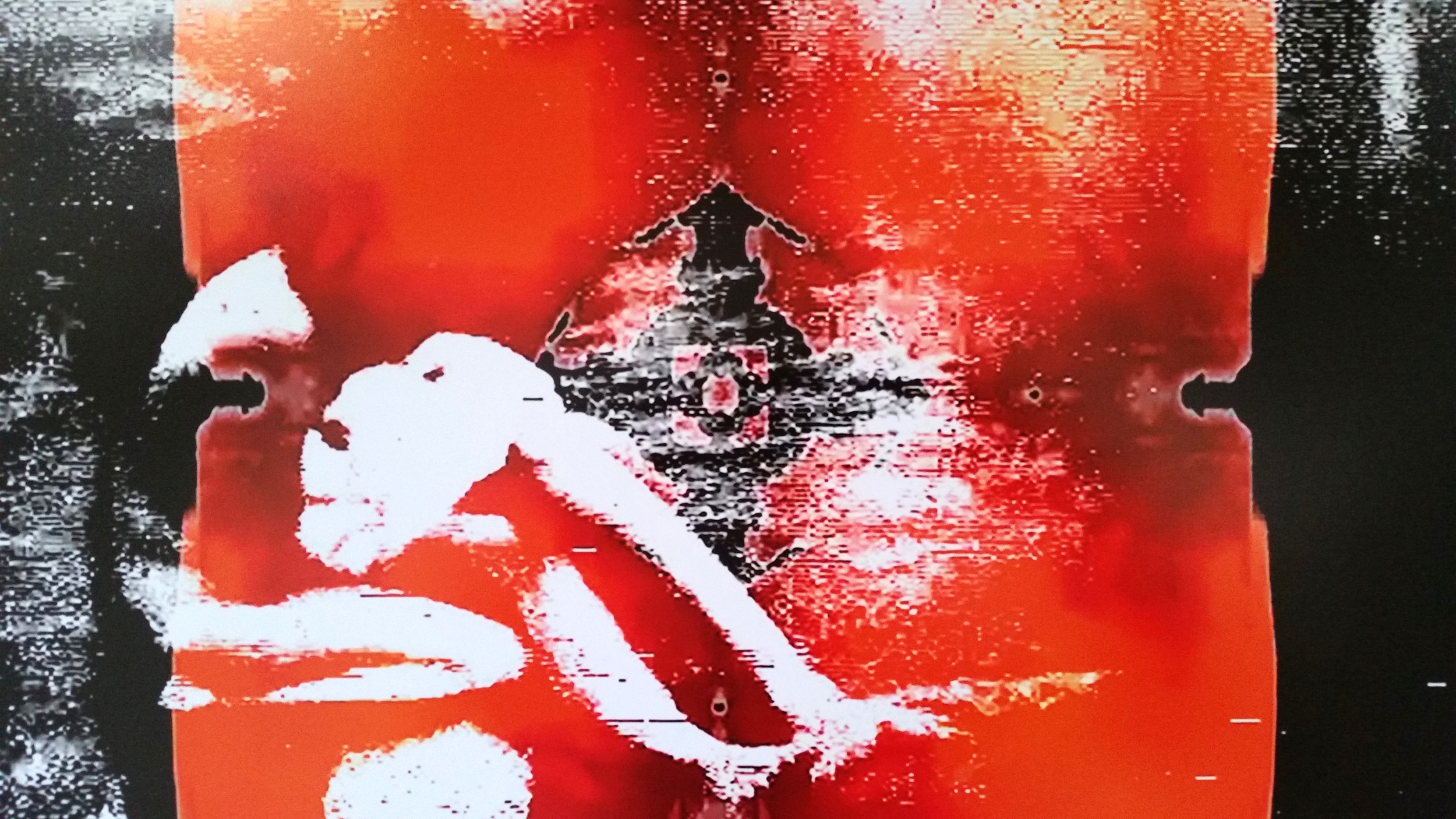 """Faustus"" - Still from Video D :   ""How Faustus had a sight of Paradise"" - The Root Chakra - C-Print - 18"" x 12"" - Ed. 3 + A.P."