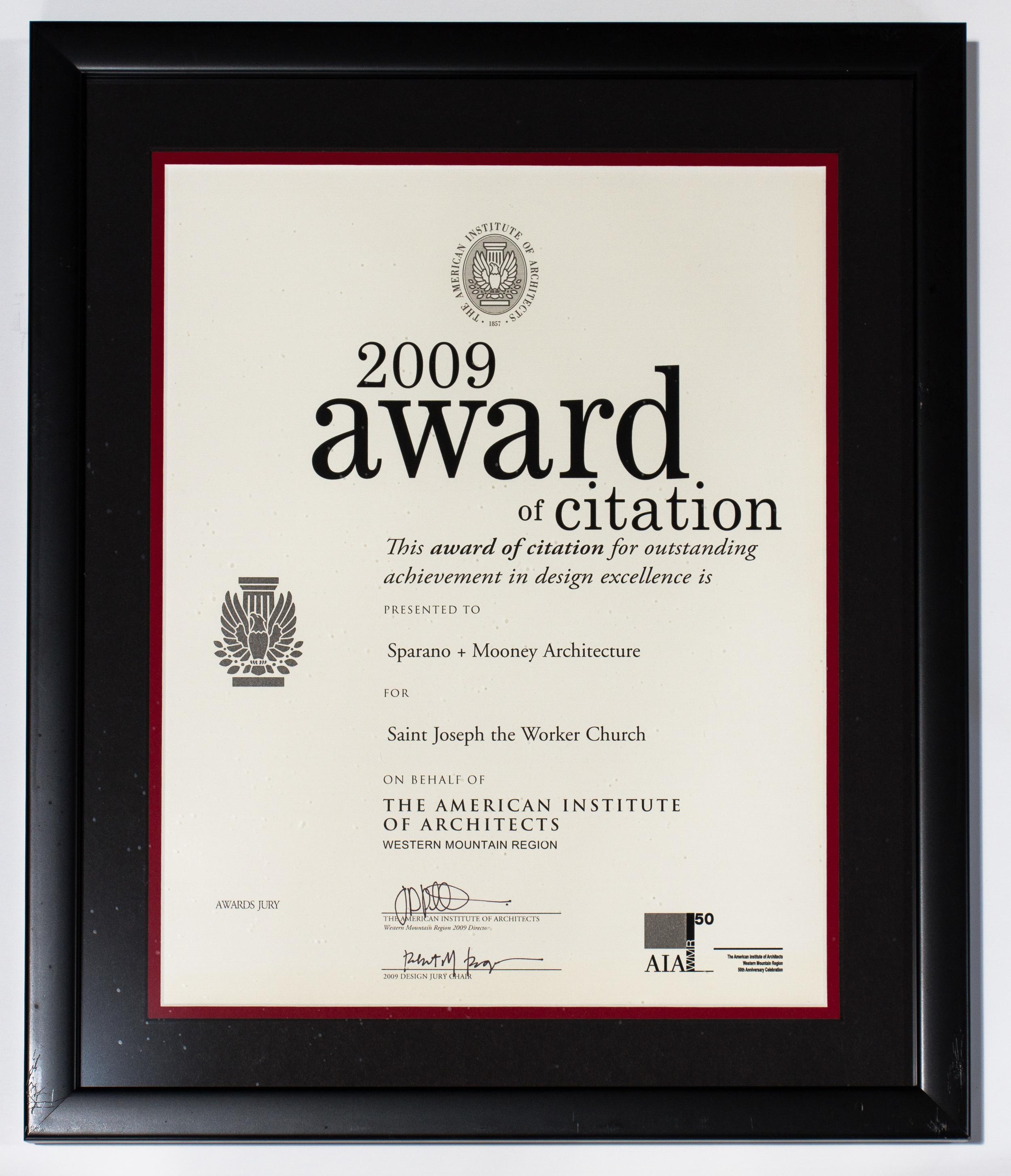 SparanoMooneyArchitecture_Award(05)